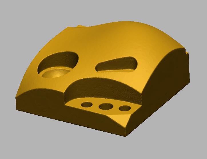 表面CAD建模-简单解释