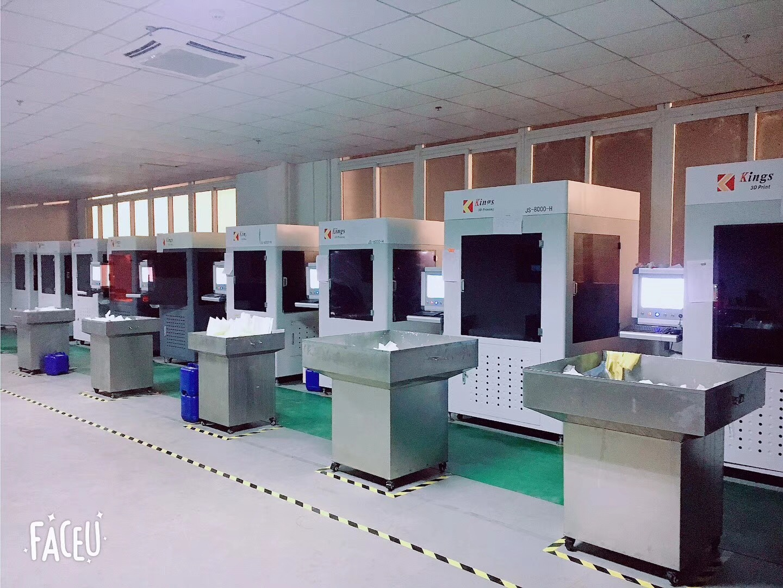 金石三维:3D打印技术正成为制造业逆势增长的秘密武器