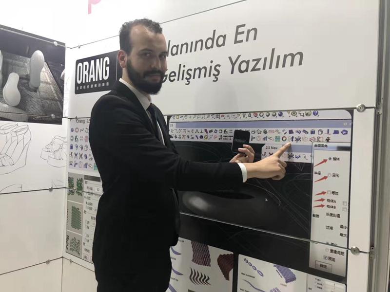 亮相土耳其国际鞋展,Kings工业级3D打印机在现场喜签三单