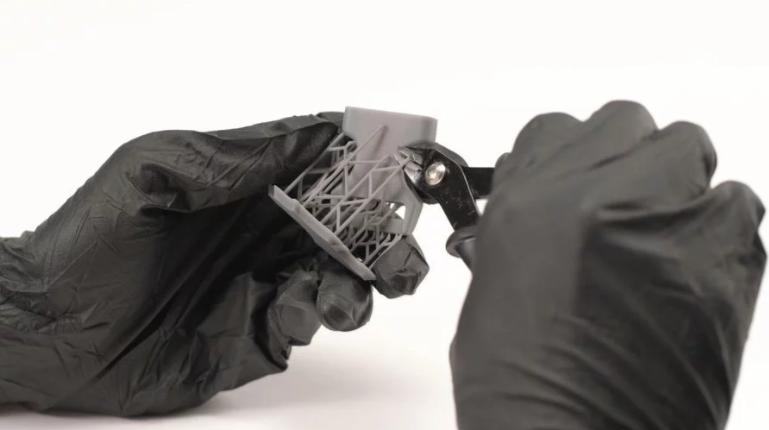 SLA3D打印后处理的方法