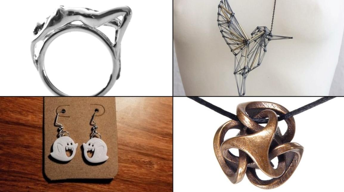 3D打印珠宝首饰