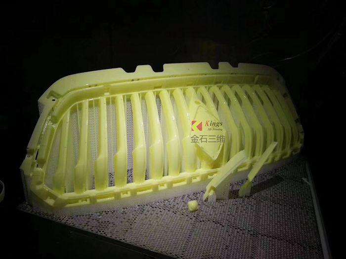 SLA光敏树脂3d打印机是怎样工作的