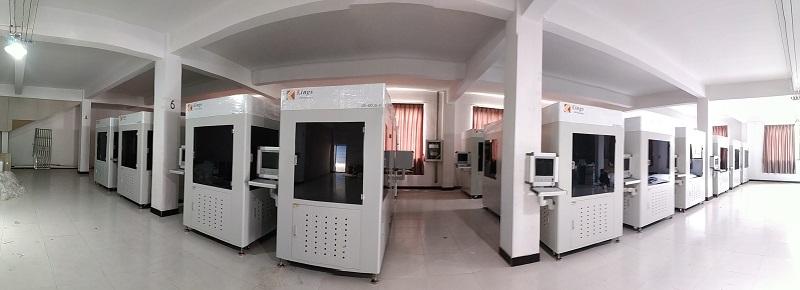 成本省六成,效率高五倍,远见的手板模型厂家都用金石激光3D打印机