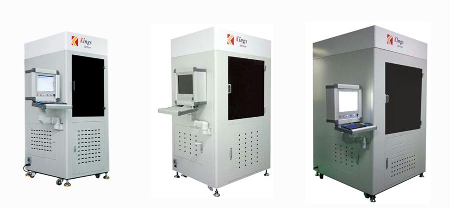 金石工业级3d打印机在鞋业、陶瓷业取得多项应用新突破