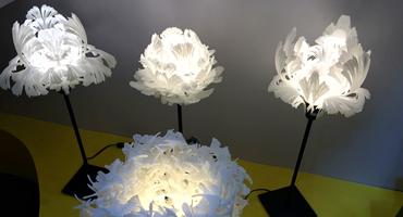 老匠人失传,沈阳紫丁香使用金石高精度3D打印机再续仿真花奇工