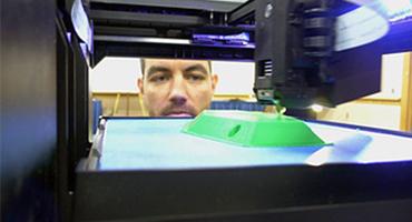俄罗斯首个工业级3D打印机打印的卫星进入太空