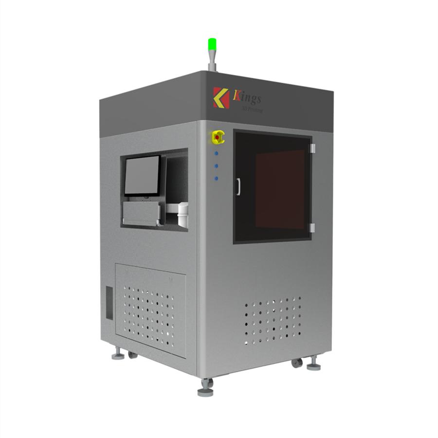 金石kings双激光器3D打印机JS-7255-H