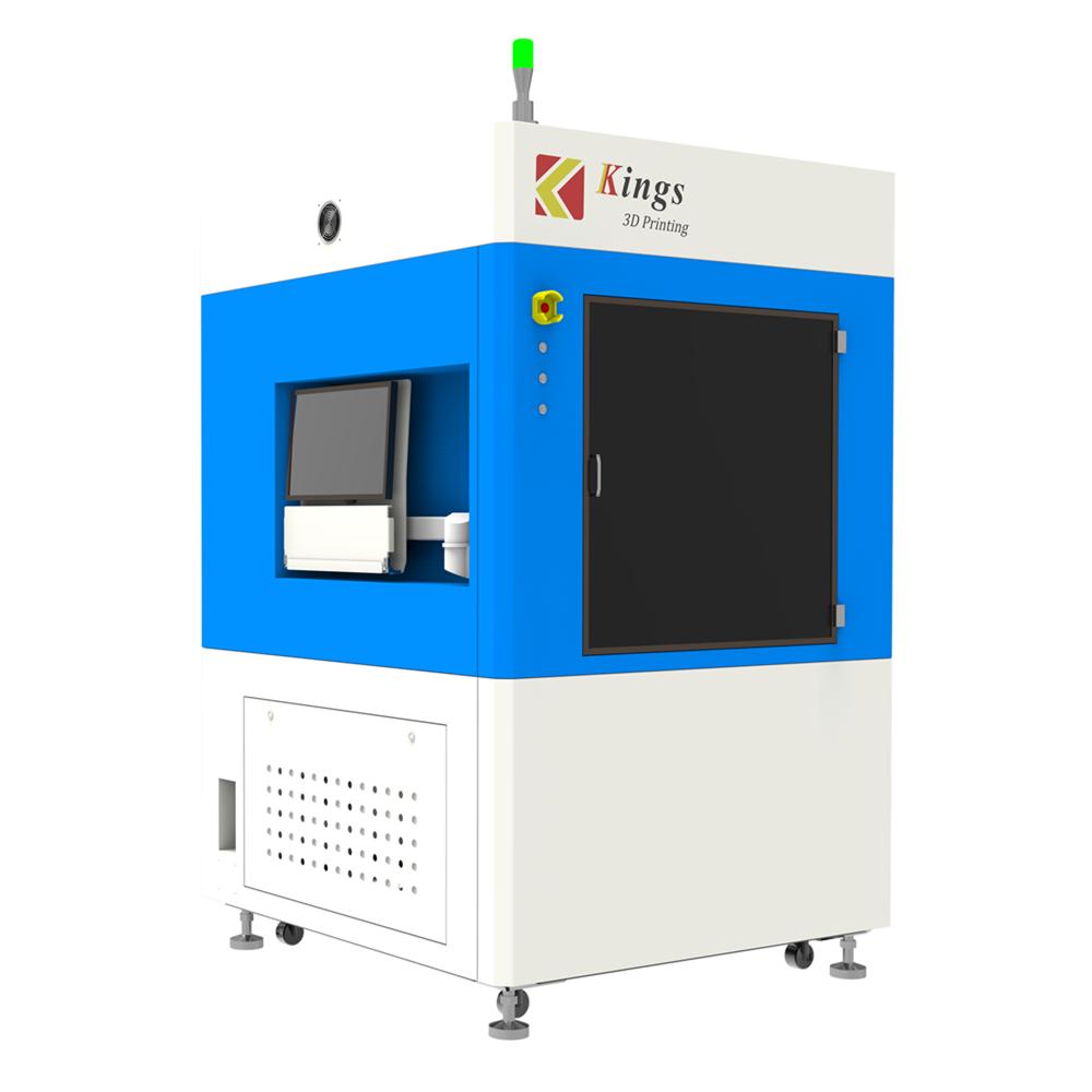 金石KINGS工业级大型3D打印设备JS-800-H