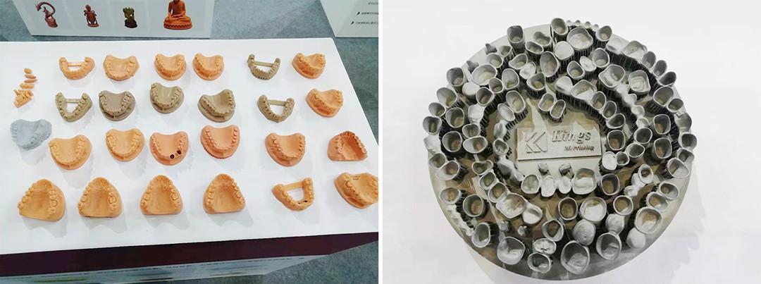 震撼Formnext展全场  金石三维3D打印机吸睛无数